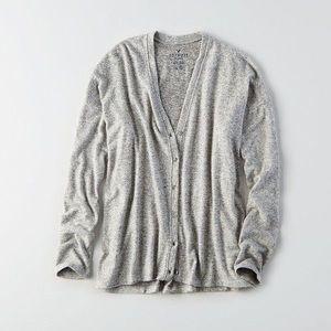 AEO Plush Soft Cardigan